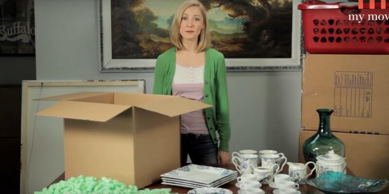Kırılacak Eşyalarınızı Nasıl Paketlersiniz