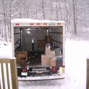 Kış Aylarında Evden Eve Taşımacılık