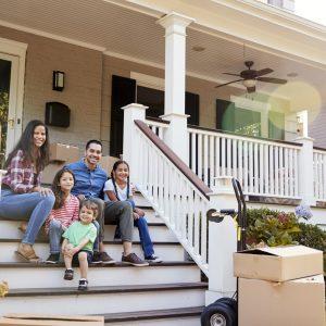 Yeni Bir Eve Taşınmak